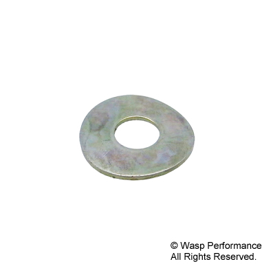 Genuine Piaggio M6 Clylinder Cowl / Flywheel Cover Curved Spring Washer