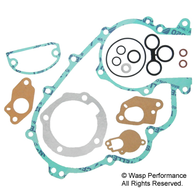 Genuine Piaggio Gasket Set - P200E / Rally 200