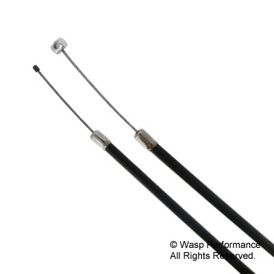 Genuine Piaggio Throttle Cable - 1981 - 2016