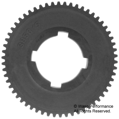 Genuine Piaggio 1st Gear 58 Tooth - PX125EFL and T5
