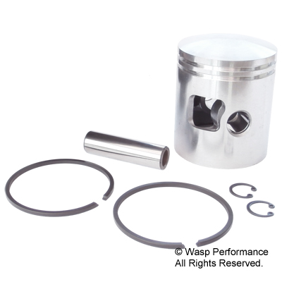 Genuine Piaggio Piston Kit 66.7mm 1st Oversize - P200E and PX200E