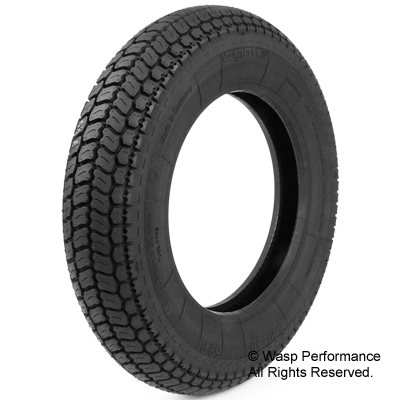 BGM Classic 3.50 x 10 (Tubed) Tyre