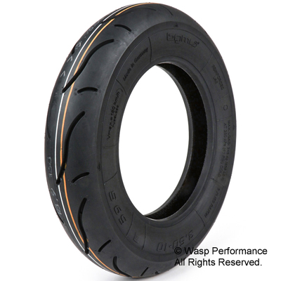 BGM Sport 3.50 x 10 (Tubed) Tyre