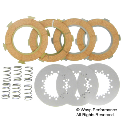 Newfren PX125 and PX150 4 Plate Clutch Kit