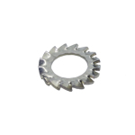 M10 External Serrated Lock Washer
