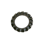 Genuine Piaggio M12 Serrated Flywheel Lock Washer
