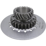 22 Tooth Clutch Gear 6 Spring Clutch - P125X and P150X