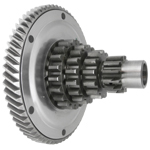 Genuine Piaggio Primary Drive Gear Assembly - 125cc and 150cc