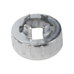 Genuine Piaggio 20mm Front Brake Hub Nut Locking Cap