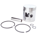 Genuine Piaggio Piston Kit 66.5mm - P200E and PX200E