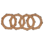 Genuine Piaggio Cosa Type II Clutch Friction Plate Set