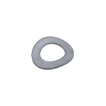 Genuine Piaggio Front Shock Absorber Lower Mounting Wave Spring Washer - Disc Brake