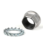 BGM Pro M12 x 1.50mm Clutch Nut and Locking Washer
