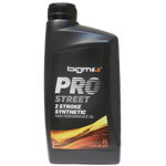 BGM Pro Street Synthetic 2 Stroke Oil - 1 ltr