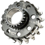 BGM Pro 23 Tooth Cosa Type II Clutch Gear Spider - PX125 / PX150