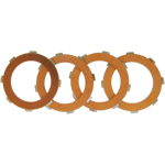 Ferodo Cosa Type II Carbon Clutch Friction Plate Set