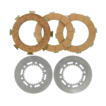 Newfren P200E and T5 Clutch Plate Kit